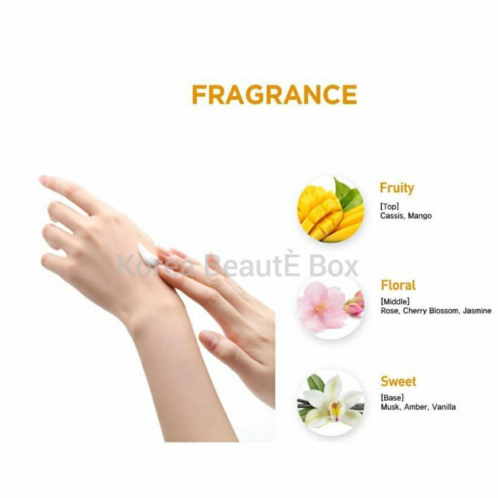 JMsolution Water Luminous Avocado Nourishing Hand Cream Set (100ml + 50ml)/JM SOLUTION HONEY LUMINOUS ROYAL PROPOLIS HAND CREAM 100ML+50ML