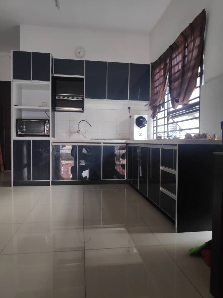 Kabinet Dapur Kitchen Cabinet 3g Home Furniture Others On Carousell