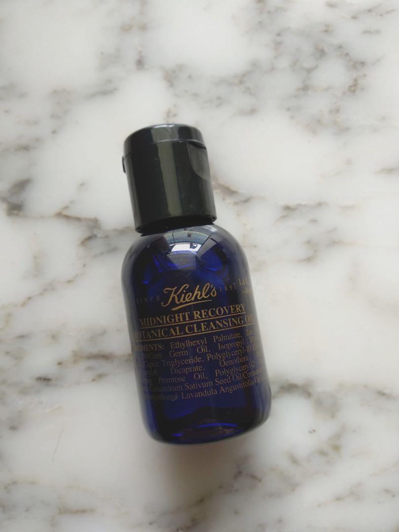 Kiehl's Midnight Recovery Botanical Cleansing Oil, 40 ml