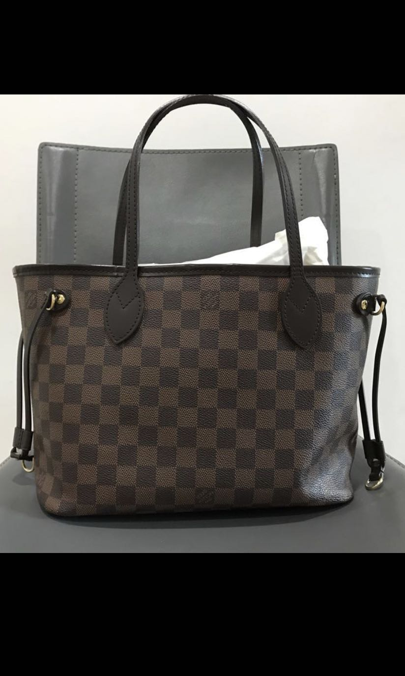 939e920a2 Louis Vuitton neverfull pm, Luxury, Bags & Wallets, Handbags on ...