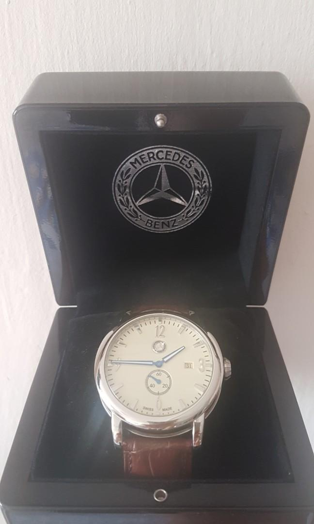 Mercedes Benz Collection Watches Pre Loved Men S Fashion