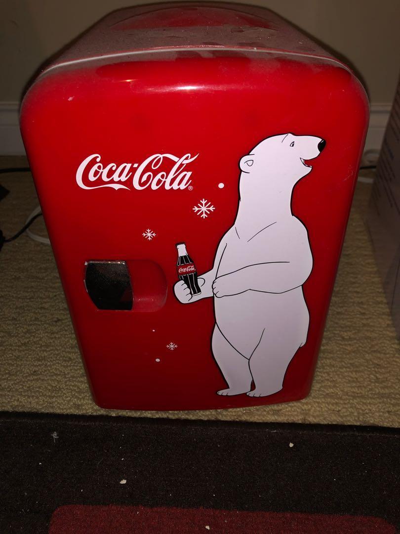 Mini fridge Coca Cola