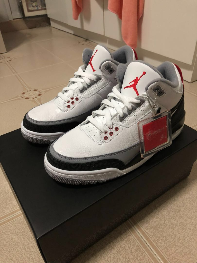 buy online 21906 18b99 Nike Air Jordan 3 Tinker US7.5 men