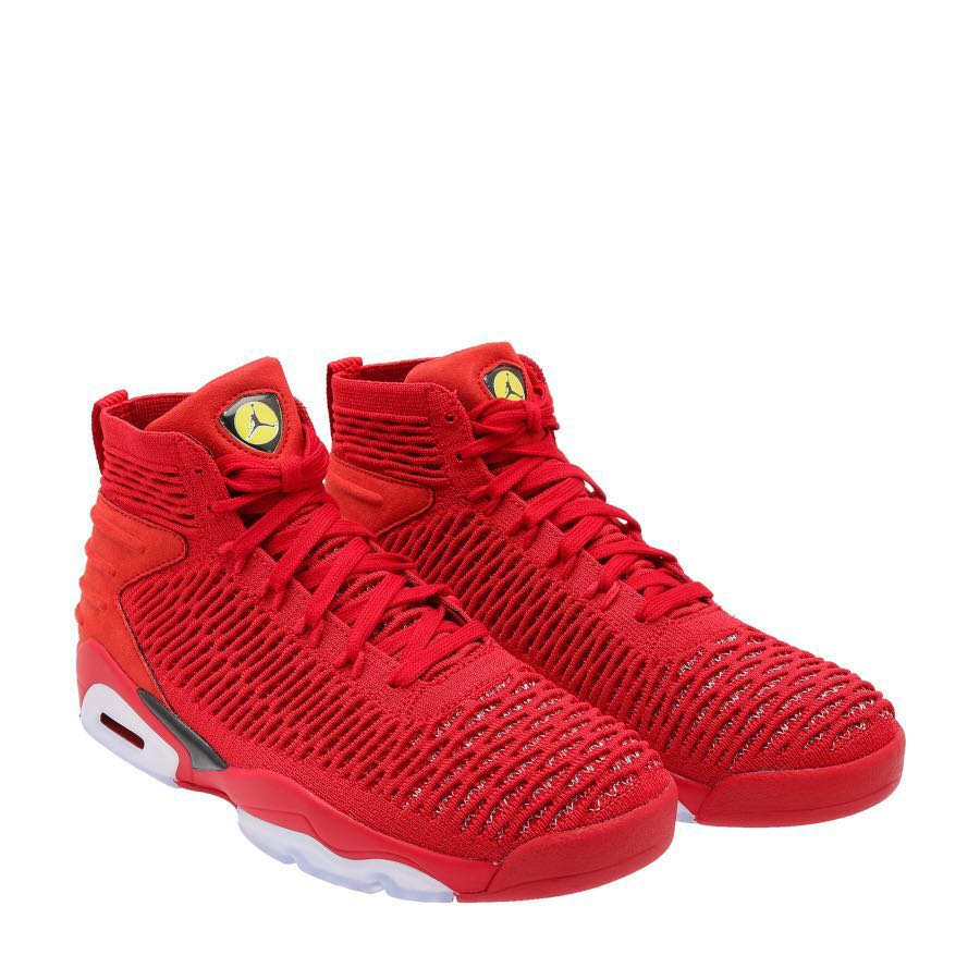 e77aaf49a3d2 Nike Air Jordan Flyknit Elevation 23 University Red