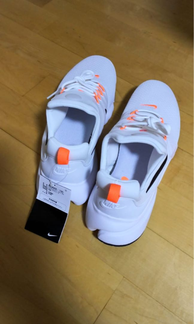 93978cd64368 Nike Air Presto Fly Just Do It Pack White