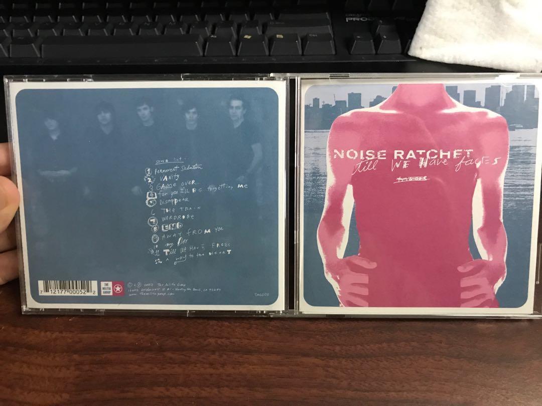 Noise Ratchet - Till We Have Faces EP