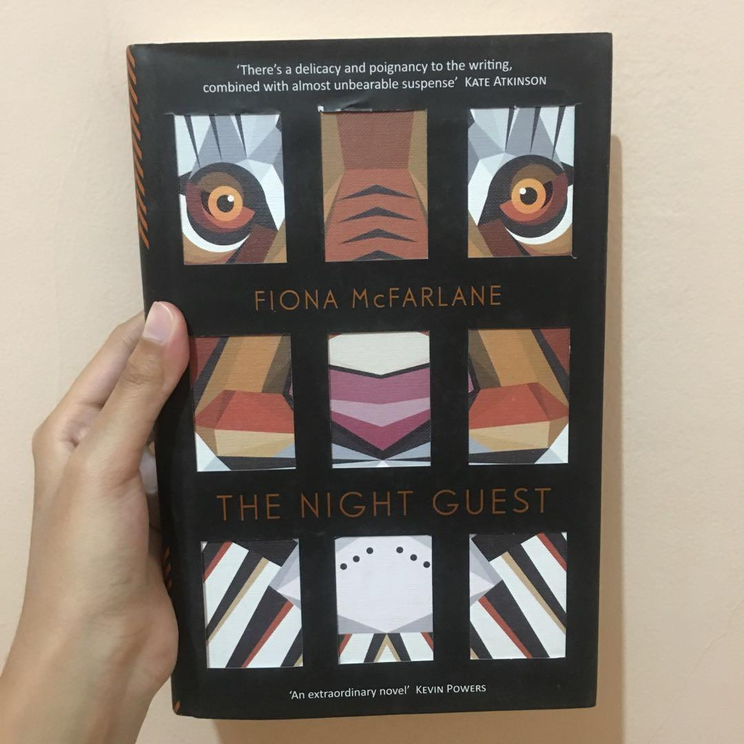 Novel English The Night Guest