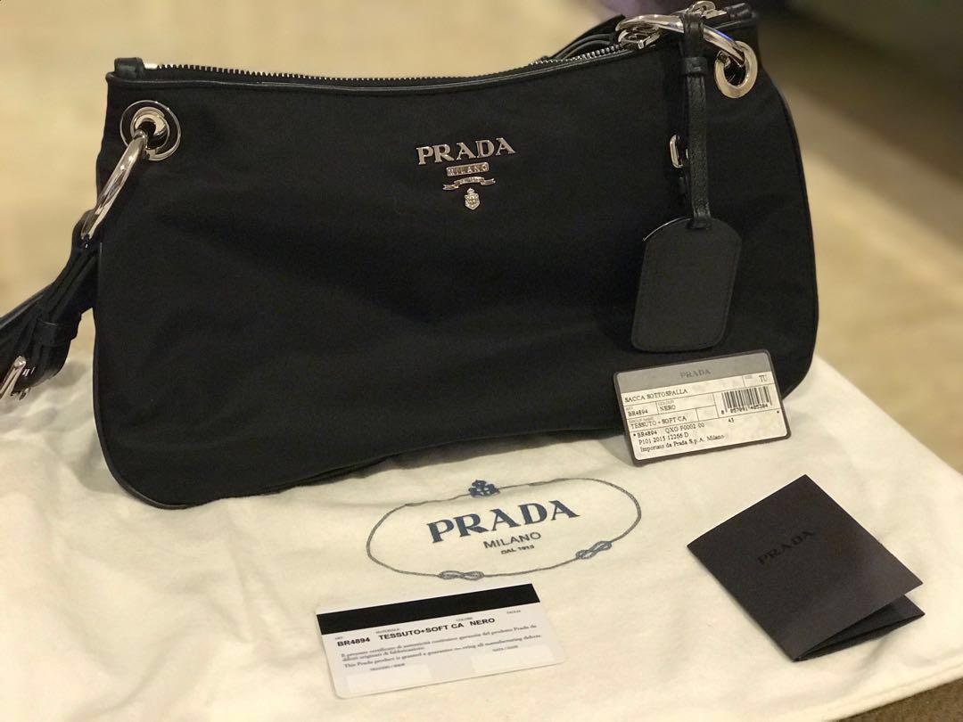 a18c57a915c8 Authentic Prada Bag, Women's Fashion, Bags & Wallets, Handbags on Carousell