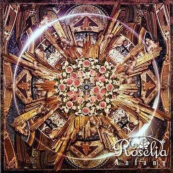 (PRE-ORDER) BanG Dream Roselia 1st CD album - Anfang