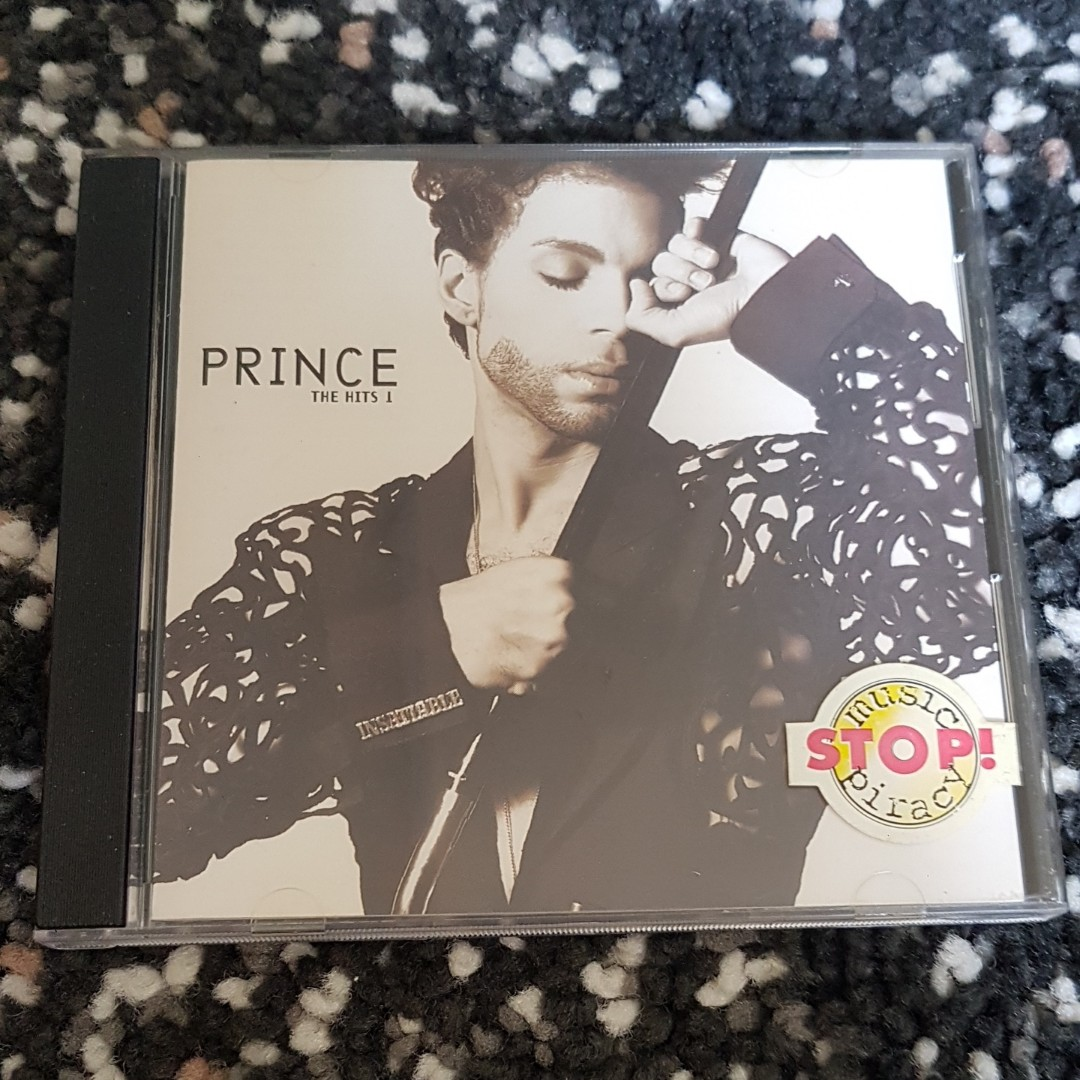 🌟🇺🇲 Prince The Hits 1 (1993) Audio CD, Music & Media, CDs