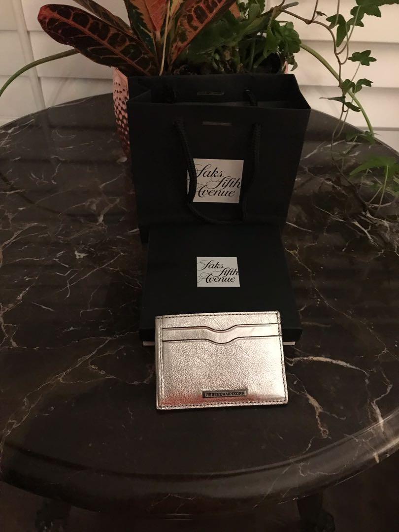 Rebecca Minkoff Metro Card Case brand new with box