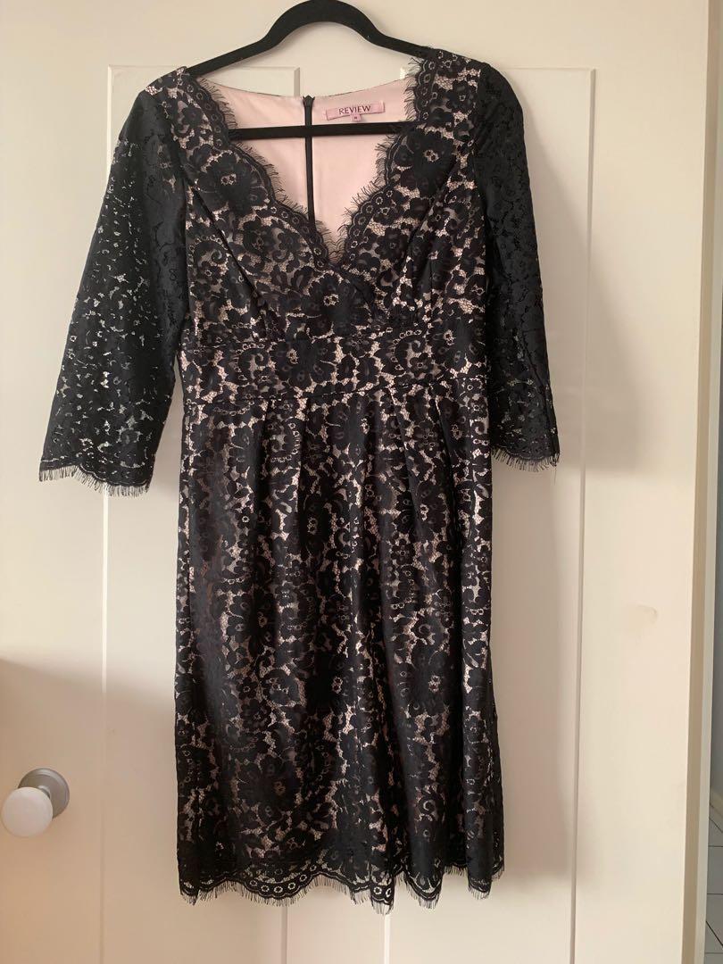 Review Australia dress - Size 10