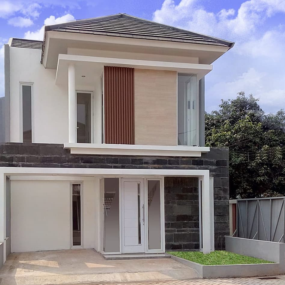 85 Rumah Minimalis Type 120 Lantai Satu | Typehom