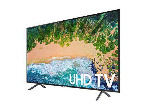 "Samsung 65"" 4K Ultra HD Smart LED TV, Charcoal Black"