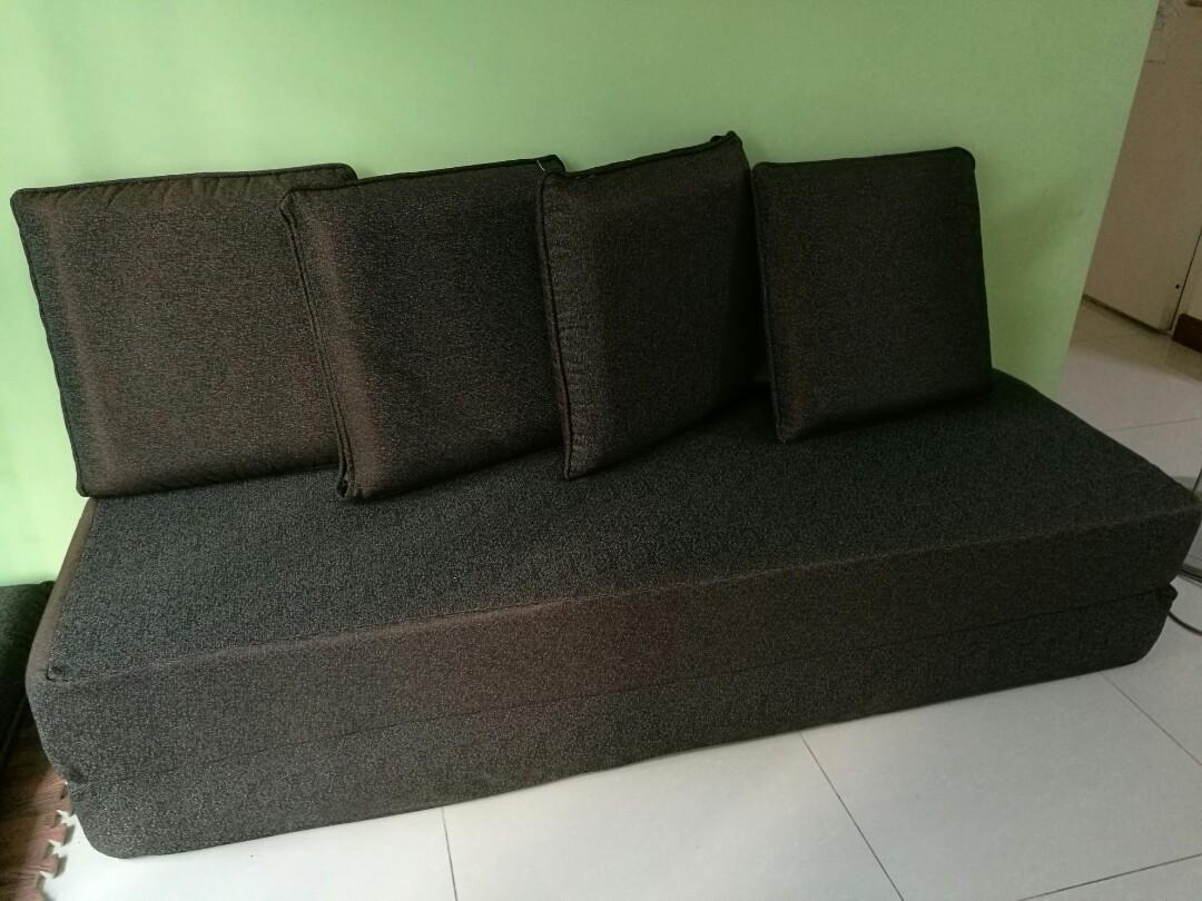Seahorse Sofa Bed Furniture Sofas On Carousell