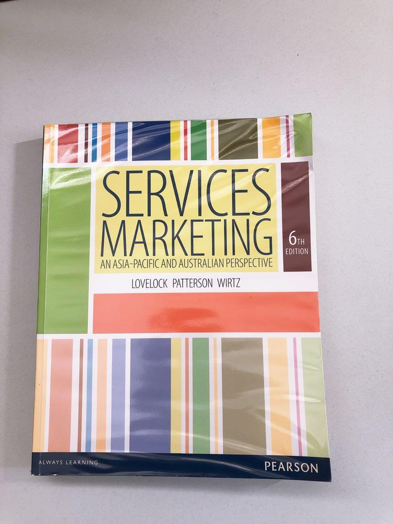 Service marketing 6th edition lovelock patterson wirtz
