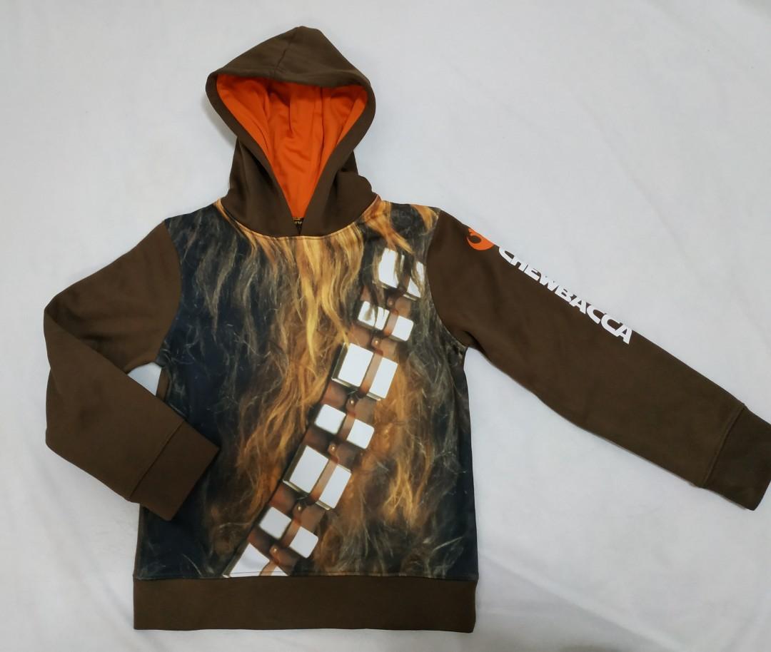 Star wars chewbacca hoodie sweater