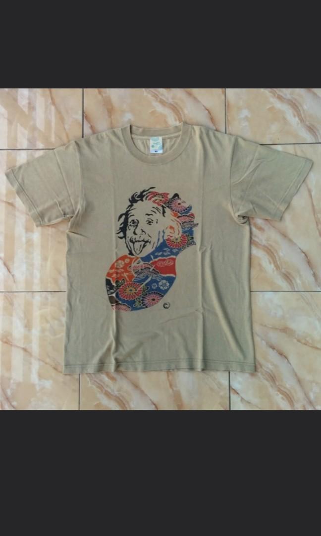 """T shirt """"Japan Art einstein"""""""