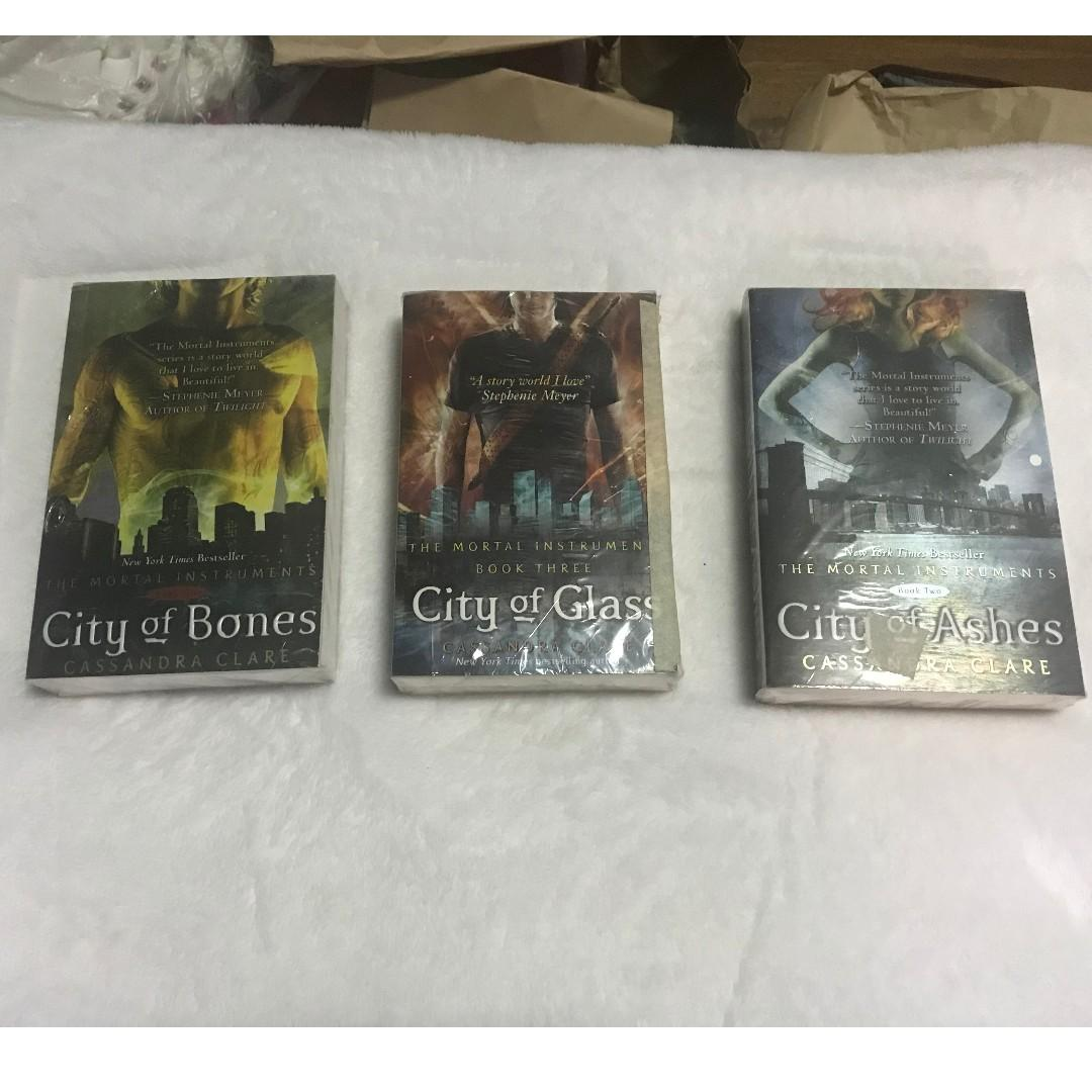 The Mortal Instruments and The Infernal Devices Book Series
