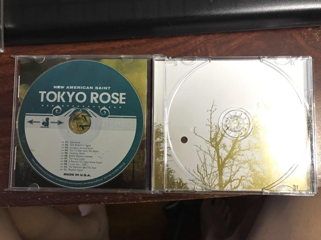 Tokyo Rose - New American Saint