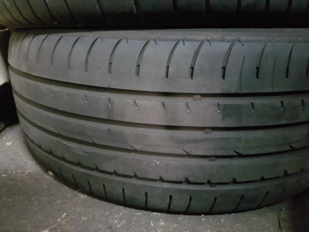 Used 225 45 17 hankook ventus