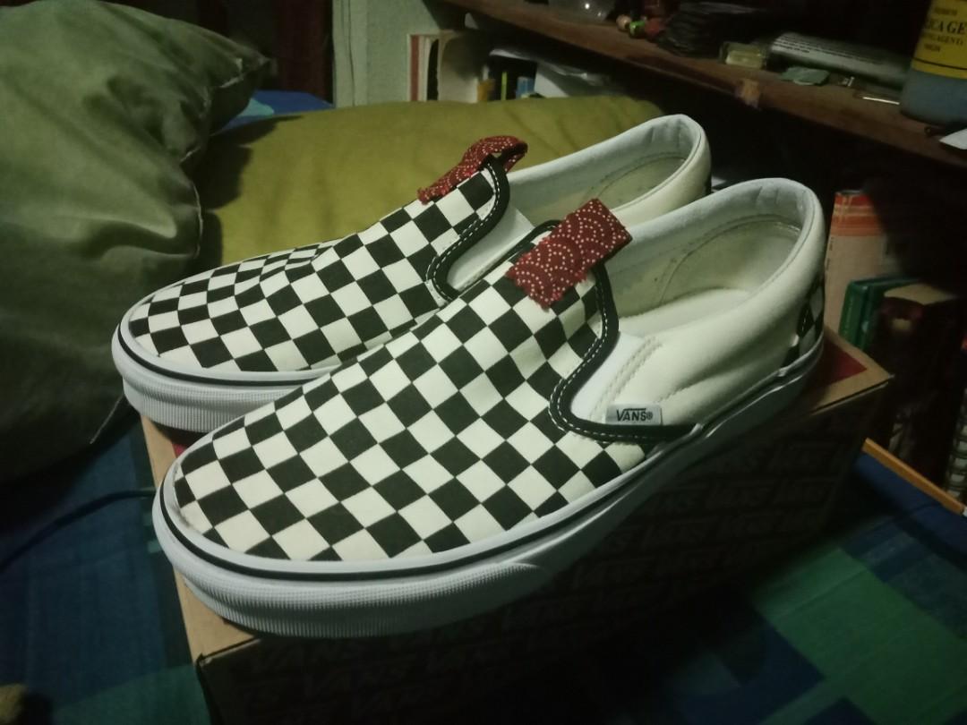 2b008ac525 Vans Slip-on Checkerboard