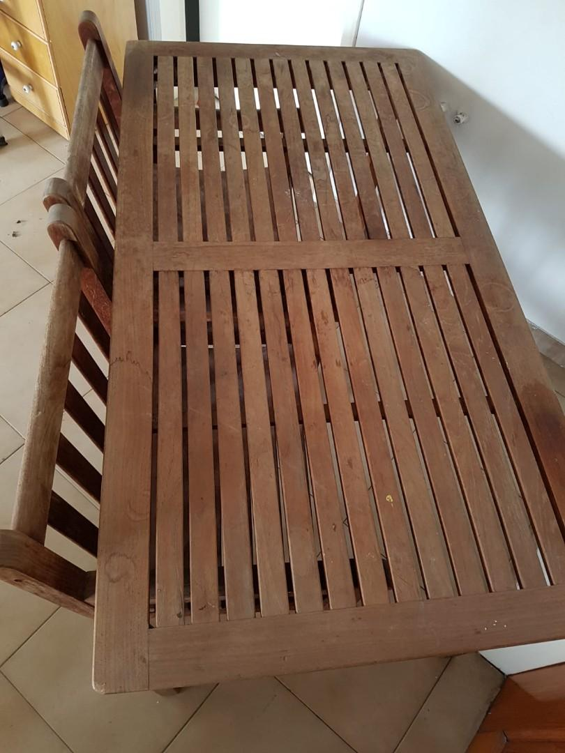 Wooden Table n Chairs