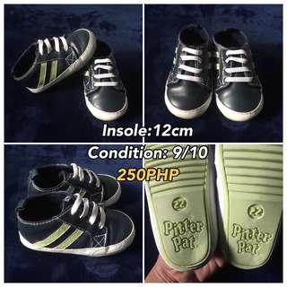 Pitter Pat Baby Shoes (size 22)