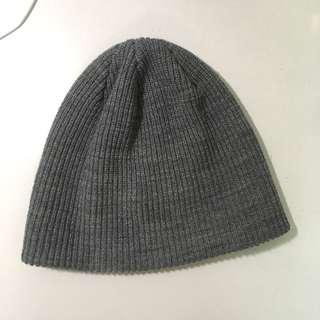 韓代短版毛帽
