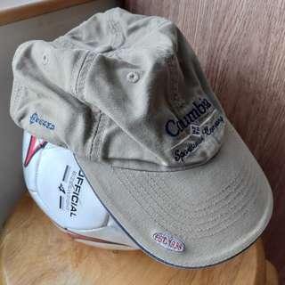 清櫃 Columbia cap 可換可議