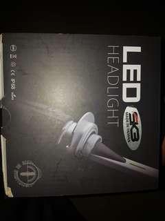 SK3 LED Headlight