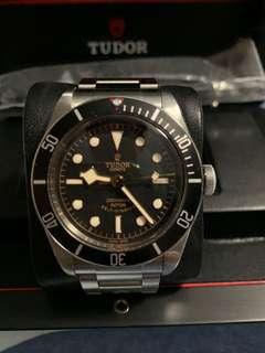 🚚 TUDOR Black Bay Black Rose ETA Movement Bracelet