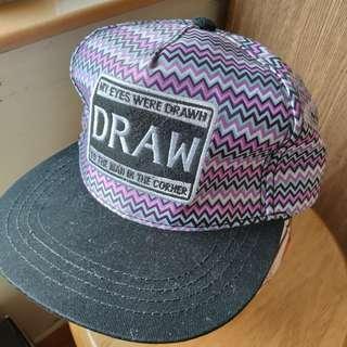 韓國名牌 TNC 帽 可換可議