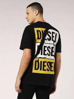 🚚 Diesel素T,素面,基本款