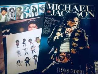 Michael Jackson special collectors issue magazine