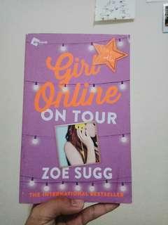 Girl On Tour- Zoella