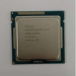 Intel Core I3-3220 (LGA 1155)