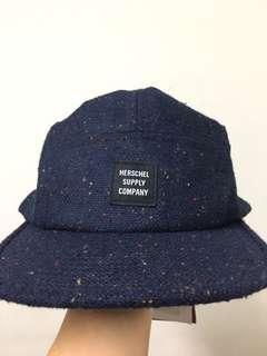 Herschel 毛呢 五分割帽