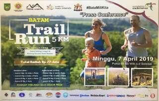 Batam Trail Run 5KM