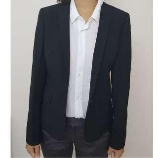 G2000 Women Blazer - Black Color (Size 36)