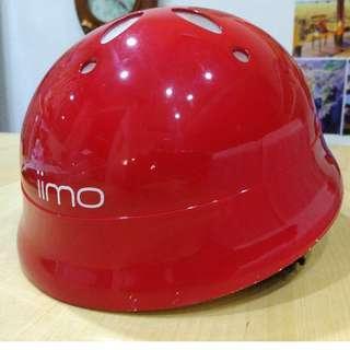 🚚 iimo 兒童安全帽 (1~3歲,46~50公分)