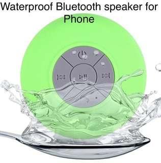 🚚 Waterproof Bluetooth speaker for Phone