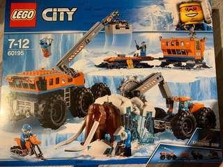 LEGO 60195 全新