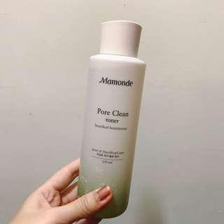 🚚 全新/Mamonde 清潔型化妝水 320ml