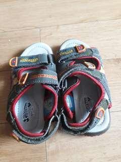 Superman sandals