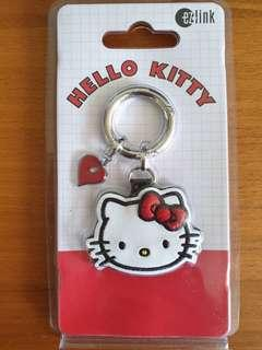Brand new hello kitty face ezlink charm