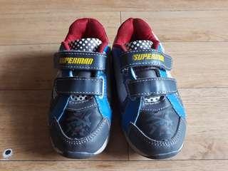 Superman toddler shoes