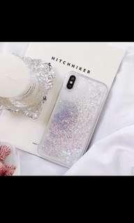 Huawei P20 Dynamic Liquid Quicksand Back Cover