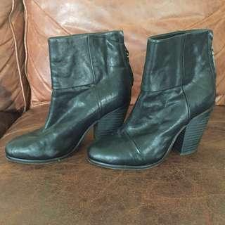 authentic newbury bootie rag&bone