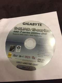 🚚 GIGABYTE  6-QUAD / S-series